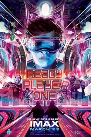 Ready Player One [Movie Review]