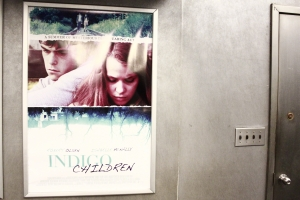 Indigo Children poster Quad Cinema in NYC