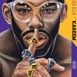 "Cover photo for OG ILLA's single ""Kareem"""