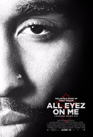 Tupac- All eyez on me [Movie REVIEW]